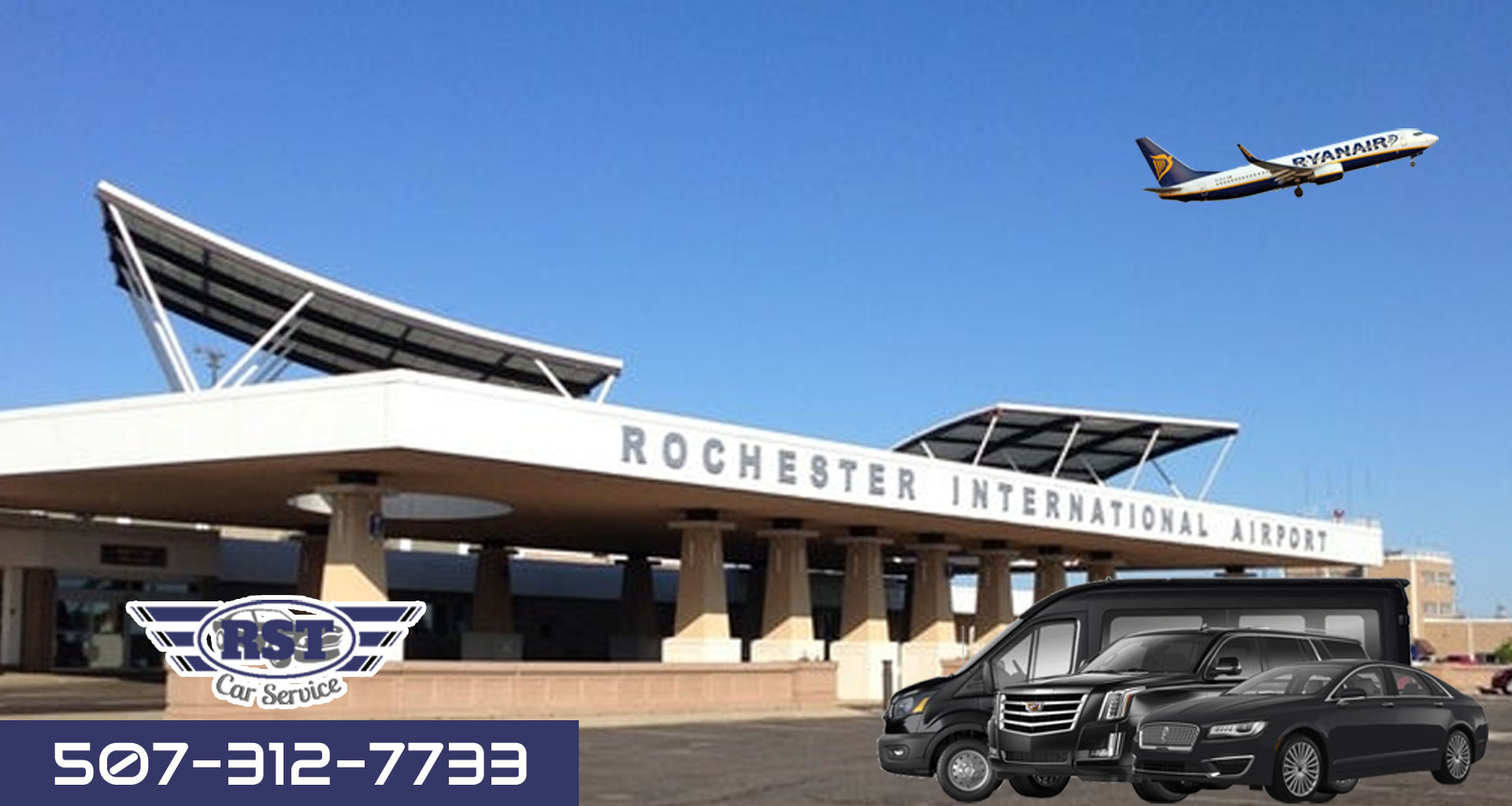 rst airport transportation minnesota