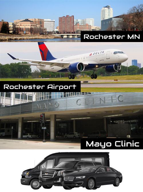rochester car services Minnesota